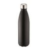 BOUTEILLE ISOTHERME NOIRE EN INOX 500 ML - WEIS