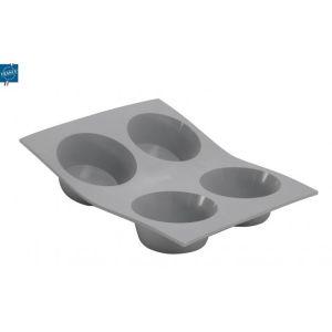 Mini elastomoule muffin moule a patisserie en silicone for Casseroles et ustensiles culinaire