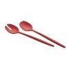 COUVERTS A SALADE MY FUSION ROUGE 28 CM - GUZZINI