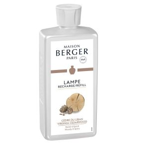 CEDRE DU LIBAN  - RECHARGE PARFUM 500 ML - MAISON BERGER PARIS