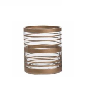 PHOTOPHORE COPPER ELEGANCE 1 - YANKEE CANDLE