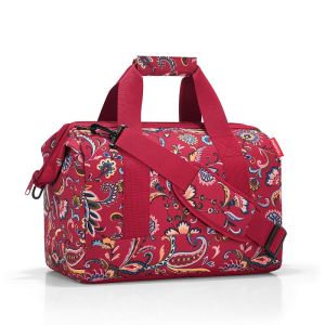 ALLROUNDER  M  SAC DE VOYAGE CABINE PAISLEY RUBY - REISENTHEL