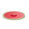 COUVERCLE HERMETIQUE EN SILICONE DECOR WATERMELON PASTEQUE  23 CM - CHARLES VIANCIN