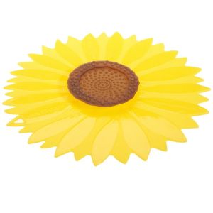 COUVERCLE EN SILICONE TOURNESOL SUNFLOWERS 28 CM - CHARLES VIANCIN