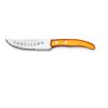 COUTEAU A SAUCISSON  BERLINGOT NACRINE ORANGE - CLAUDE DOZORME