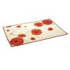 TORCHON AVEC MANIQUE INTEGREE DECOR COQUELICOTS POPPY - CHARLES VIANCIN