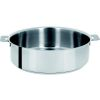 SAUTEUSE INOX INDUCTION  - 26 CM - MUTINE AMOVIBLE - CRISTEL