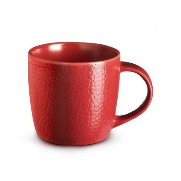 mug tasse a cafe the 28 cl stone rouge medard de noblat. Black Bedroom Furniture Sets. Home Design Ideas