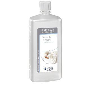 Recharge parfum 1 litre pur lampe diffuseur caresse de coton lampe berger - Lampe berger utilisation ...