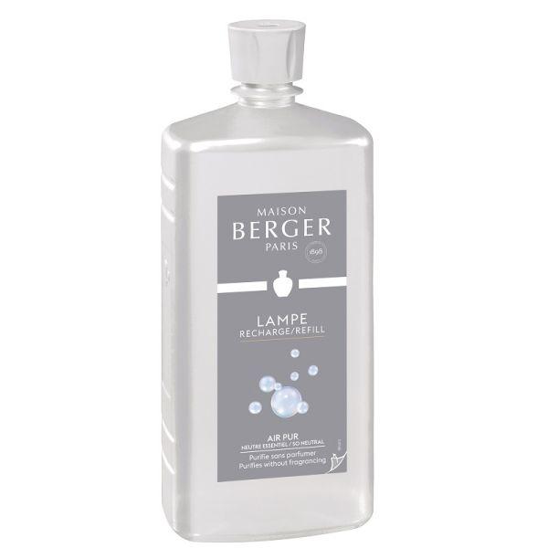 recharge parfum pour lampe diffuseur 1 litre neutre
