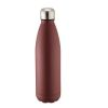 BOUTEILLE ISOTHERME ROUGE  EN INOX 1L - WEIS