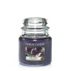 BOUGIE PARFUMEE FIGUE SAUVAGE JARRE MOYEN MODELE - YANKEE CANDLE