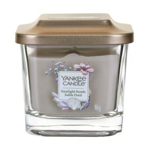 ELEVATION PETITE BOUGIE PARFUMEE SABLE DORE - YANKEE CANDLE