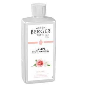 PARIS CHIC  - RECHARGE PARFUM 500 ML - LAMPE BERGER