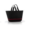 SHOPPINGBASKET BLACK PANIER DE COURSES - REISENTHEL