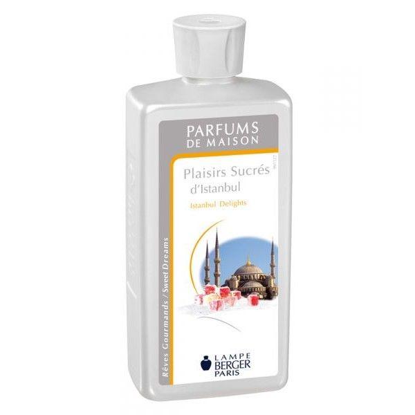 plaisirs sucr 233 s d istanbul recharge parfum 500ml pour diffuseur le berger d 233 truit les odeurs
