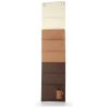 MAGAZINBOARD SAND BROWN MOCHA PORTE REVUES MURAL - REISENTHEL