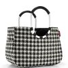 LOOPSHOPPER L FIFTIES BLACK SAC CABAS DE COURSES - REISENTHEL