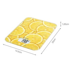 BALANCE ELECTRONIQUE LEMON 5KG- 1G - BEURER