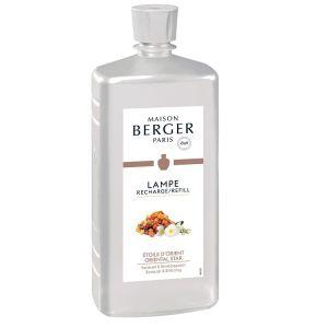 Recharge parfum 1 litre pur lampe diffuseur etoile d 39 orient lampe berger - Lampe berger utilisation ...