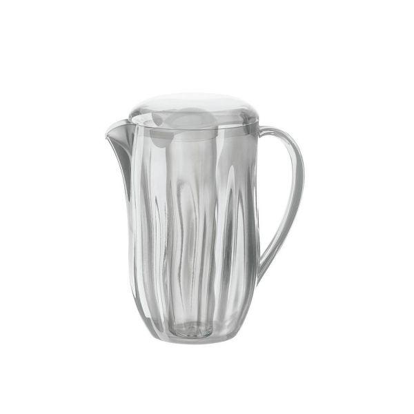 carafe aqua refrigerante transparent 1 7 litre guzzini. Black Bedroom Furniture Sets. Home Design Ideas
