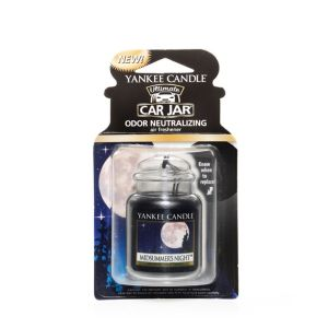 PARFUM POUR LA VOITURE CAR JAR ULTIMATE MIDSUMMERS NIGHTS - YANKEE CANDLE