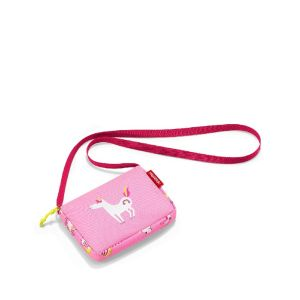 SAC BANDOULIERE ITBAG KIDS ABC FRIENDS PINK - REISENTHEL