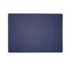 LOT DE 6 SETS DE TABLE LINO NAVY BLUE 30 X 43 CM - FINESSE