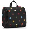 TOILETBAG XL TROUSSE DE TOILETTE A SUSPENDRE DOTS - REISENTHEL