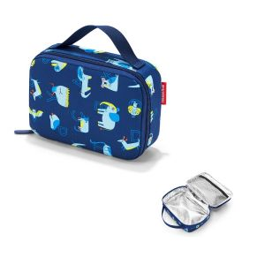 THERMOCASE  PETIT SAC ISOTHERME KIDS ABC FRIENDS BLUE -  REISENTHEL