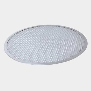 GRILLE DE CUISSON A PIZZA 38 CM EN ALUMINIUM - DE BUYER