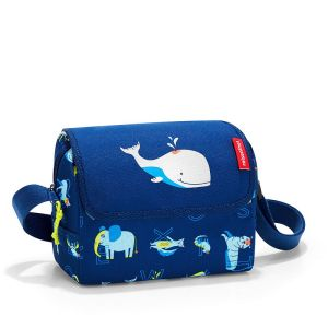 SAC EVERYDAYBAG KIDS ABC FRIENDS BLUE - REISENTHEL