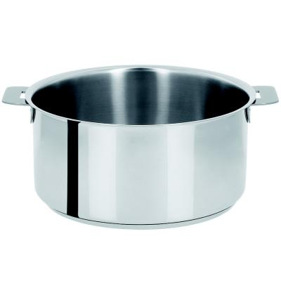 Casserole et faitout classique cristel ustensile de for Casseroles et ustensiles culinaire