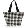 SHOPPER M FIFTIES BLACK SAC CABAS - REISENTHEL