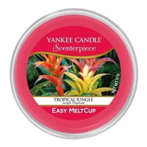 SCENTERPIECE MELT CUP RECHARGE JUNGLE TROPICALE - YANKEE CANDLE