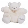COLLECTION PELUCHE PERLE DOUDOU OURS PATAPOUF CREME - KALOO