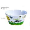 BOL EN MELAMINE 14 CM DECOR ESPRIT NATURE - FOX TROT