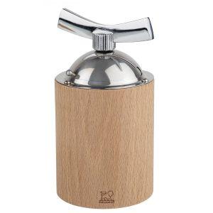 Isen moulin manuel a graines de lin en bois naturel 13 cm peugeot saveurs - Moulin graines de lin cuisine ...