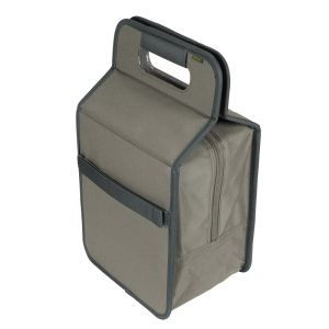 LUNCHBOX PLIABLE COOLER GRIS STONE GREY - MEORI