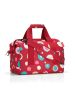ALLROUNDER M FUNKY DOTS ROUGE SAC DE VOYAGE CABINE - REISENTHEL