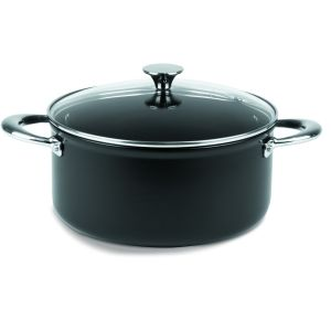 FAITOUT 24CM COOKWAY MASTER REVETUE ALU FORGE INDUCTION EXCELISS - CRISTEL